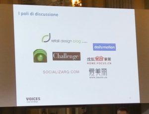Italici Poli di discussione ed influencer