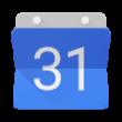 Google Calendar Icona